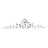 Orac Luxxus Kroonlijst D170 Fronton