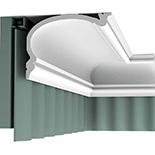 Gordijn Sierlijst Orac Decor Luxxus C342