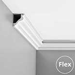 Kroonlijst flexibel Orac Luxxus C200F
