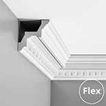 Kroonlijst flexibel Orac Luxxus C211F