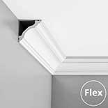 Kroonlijst flexibel Orac Luxxus C213F