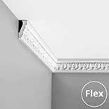Kroonlijst flexibel Orac Luxxus C214F