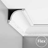 Kroonlijst flexibel Orac Luxxus C216F