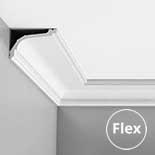 Kroonlijst flexibel Orac Luxxus C220F