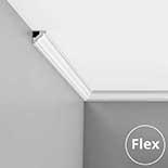 Kroonlijst flexibel Orac Luxxus C230F