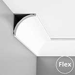 Kroonlijst flexibel Orac Luxxus C240F