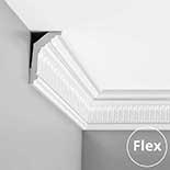 Kroonlijst flexibel Orac Luxxus C304F
