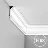 Kroonlijst flexibel Orac Luxxus C321F