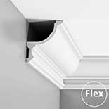 Kroonlijst flexibel Orac Luxxus C901F