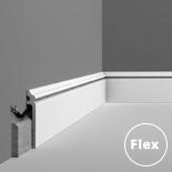 Overzetplint SX172F (Flex) Orac Decor Axxent