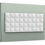Orac Decor W113 3D Wandpaneel | L 200 x H 25 x B 2,2 cm