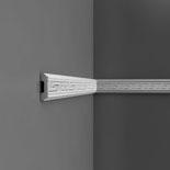 Flexibele Wandlijst P7060F Orac  Luxxus