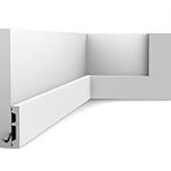 Plint Orac Decor Modern SX157-RAL9003