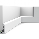 Plint Orac Decor Modern SX183-RAL9003