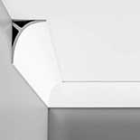 Profiel voor indirecte verlichting C991 Orac Decor Luxxus