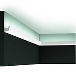 Profiel voor indirecte verlichting Orac Decor Modern CX189