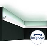 Profiel voor indirecte verlichting Orac Decor Modern CX189F Flexibel