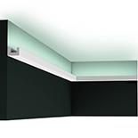 Profiel voor indirecte verlichting Orac Decor Modern CX190