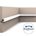 Wandlijst CX190F Orac Decor Modern Flexibel